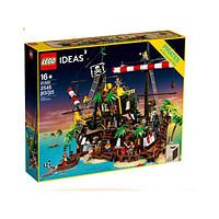 LEGO 乐高 ideas系列21322梭鱼海盗湾