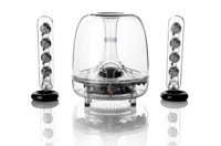 Harmankardon 哈曼卡顿 SoundSticks III Wireless 无线水晶音箱