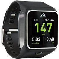 adidas 阿迪达斯 miCoach Smart Run GPS心率表