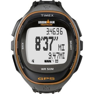 再降价 : Timex 天美时 T5K549 Ironman Run Trainer GPS心率表