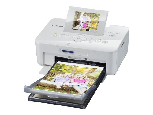 Canon 佳能 SELPHY CP910 无线彩色 照片打印机