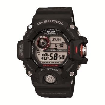 CASIO 卡西欧 G-SHOCK GW-9400-1 男款电波表