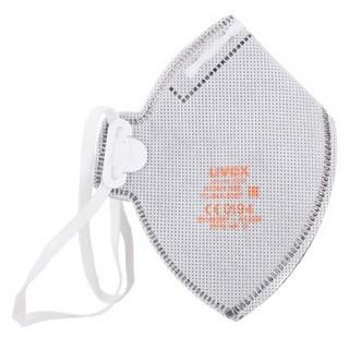 UVEX 优唯斯 3220 FFP2防护级别 活性碳 口罩