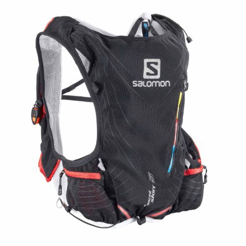 SALOMON 萨洛蒙 Advanced Skin S-Lab 5 Set 户外水袋包