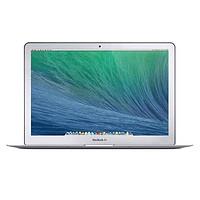 Apple 苹果 Macbook Air系列 Macbook Air 13.3英寸 笔记本电脑 酷睿i5-4260U 4GB 128GB SSD 核显 银色