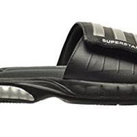 adidas 阿迪达斯 Superstar 3G Slides  男士户外拖鞋