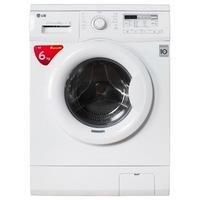 LG 乐金 静心系列 WD-N12435D 滚筒洗衣机 6kg