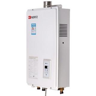 NORITZ 能率 热水器 GQ-1070FE 智能恒温燃气热水器 10L