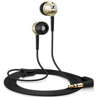 SENNHEISER 森海塞尔 CX 300-II 入耳式有线耳机