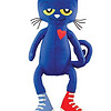 MerryMakers Pete the Cat Plush Doll 皮特猫公仔