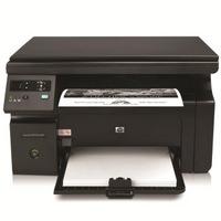HP 惠普 LaserJet Pro M1136 黑白激光一体机
