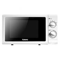 格蘭仕(Galanz)微波爐 P70D20N1P-G5(W0) 機械旋鈕 轉盤加熱 消毒解凍 易清理 小型迷你家用微波爐