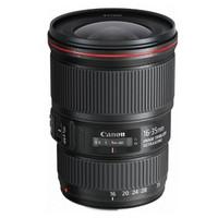 Canon 佳能 EF 16-35mm F4L IS USM 广角变焦镜头 佳能EF卡口 77mm