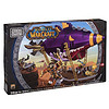 MEGA BLOKS World of Warcraft 魔兽世界 Goblin Zeppelin 地精飞艇积木模型