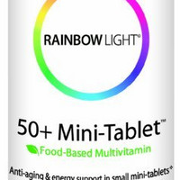 Rainbow Light 润泊莱 50+ Mini Tab Age-Defense Formula 抗衰老 膳食补充剂