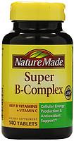 Nature Made Super B-Complex 复合维生素B 140粒