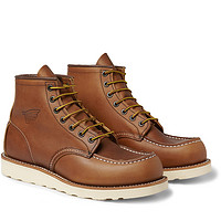 RED WING 红翼 Heritage Classic 1907 男士工装靴 Brown 8