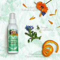 Earth Mama Angel Baby Natural Stretch Oil 天然植物精华妊娠油 120ml