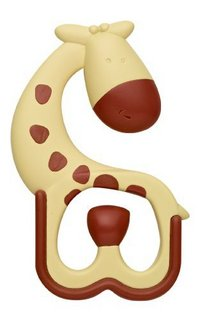 Dr. Brown's Ridgees Giraffe Teether 宝宝牙胶