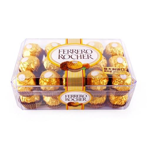 FERRERO ROCHER 费列罗 榛果金莎巧克力 375g 30粒