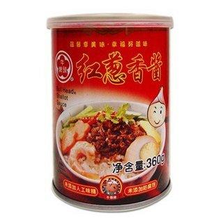 牛头牌 红葱香酱 360g(台湾)