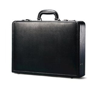 Samsonite 新秀丽 Bonded Leather Attache 公文包