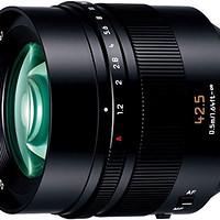 Panasonic 松下 LEICA DG NOCTICRON 42.5mm F1.2 M4/3用 肖像镜头