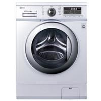 LG 乐金 静心系列 WD-T14415D 滚筒洗衣机 8kg 银色