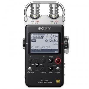 SONY 索尼 PCM-D100 数码录音笔