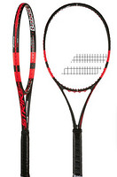 Babolat Pure Strike 16x19 网球拍+Babolat Propulse BPM All Court 网球鞋
