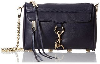 Rebecca Minkoff Mac Cross-Body Bag 女士真皮斜挎包