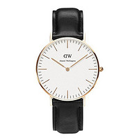Daniel Wellington Classic Collection 0508DW 女士时装腕表
