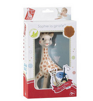 Vulli Sophie the Giraffe Teether 苏菲小鹿磨牙玩具