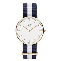Daniel Wellington Glasgow 0503DW 女款石英表