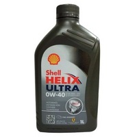 Shell 壳牌 Helix Ultra 超凡灰喜力 SN 0W-40 全合成机油 1L *8件