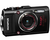 OLYMPUS 奥林巴斯 TG-4 16 MP Waterproof Digital Camera with 3-Inch LCD 三防数码相机