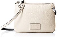 新低价:MARC BY MARC JACOBS Ligero Double Percy 女士斜挎包