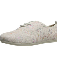 easy spirit Getmotion Oxford 女士真皮系带休闲鞋