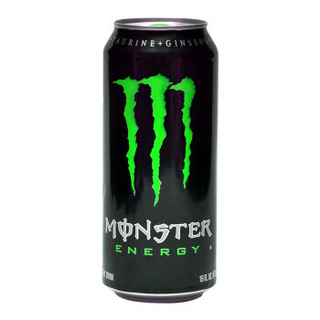 Monster Energy 鬼爪 功能饮料 473ml