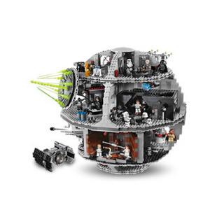LEGO 乐高 10188 星球大战系列 死星