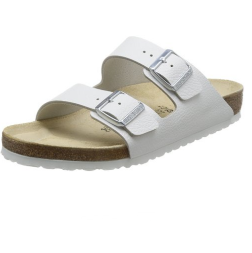 Birkenstock Arizona 经典款 中性 真皮凉拖鞋