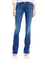 7 For All Mankind Bootcut 女款牛仔裤