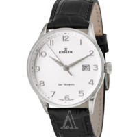 EDOX 依度 LES VAUBERTS 70172-3A-ABN 男士时装腕表