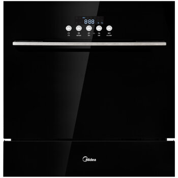 Midea 美的 WQP8-3905-CN 嵌入式洗碗机