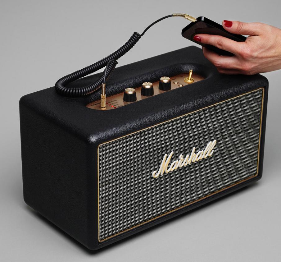 Marshall 马歇尔 Stanmore 无线蓝牙音箱