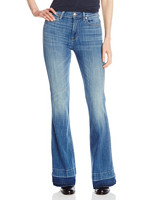 7 For All Mankind Ginger 女士微喇牛仔裤