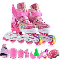 Disney 迪士尼 VCY31131-S8 儿童轮滑鞋