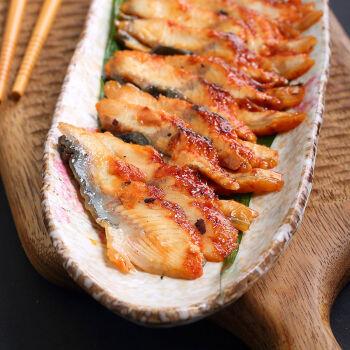 三都港 蒲烧烤鳗鱼180g 段装