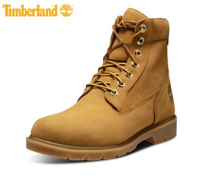 Timberland 添柏岚 19079 男士工装靴 小麦色 41