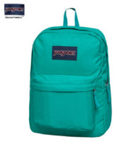 双11预售:Jansport SuperBreak T501 01H 休闲双肩背包 25L
